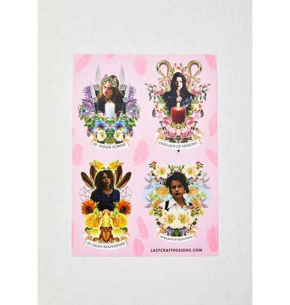 Last Craft The Craft Sticker Sheet