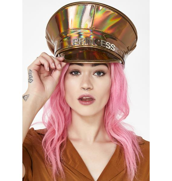 Princess Opulence Captain Hat