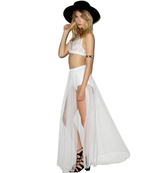 Full Of Grace Maxi Skirt