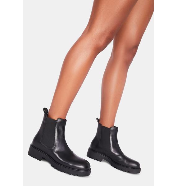 VAGABOND SHOEMAKERS Black Kenova Boots