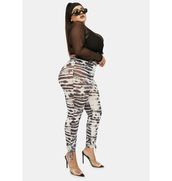 Angel Total Tough Competition Mesh Pants