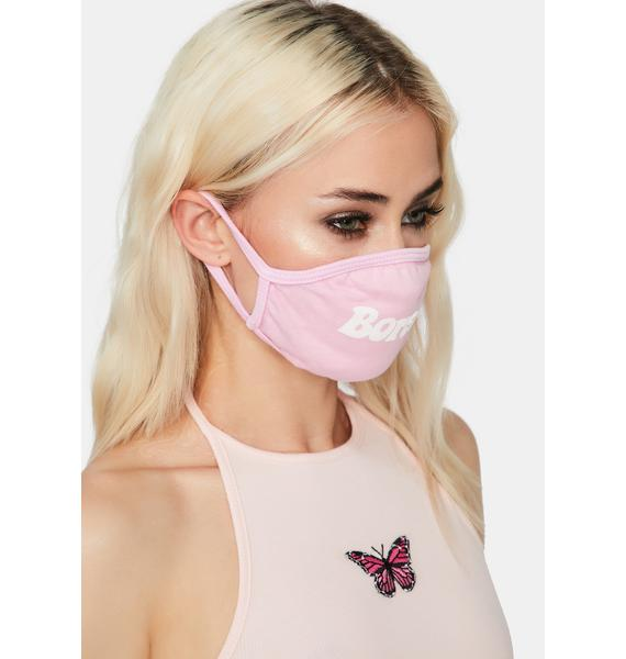 Golden Goods USA Bored Face Mask