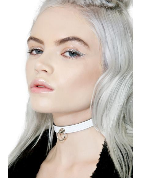 Kitten O-Ring Choker