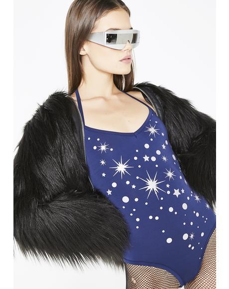 Interstellar Star Zone Bodysuit