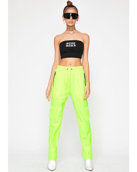 Toxic Delivery Cargo Pants