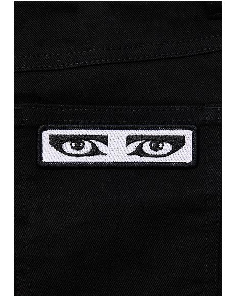 Siouxsie Eyes Patch