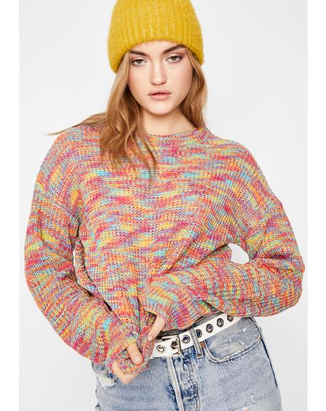 Main Interest Knit Sweater