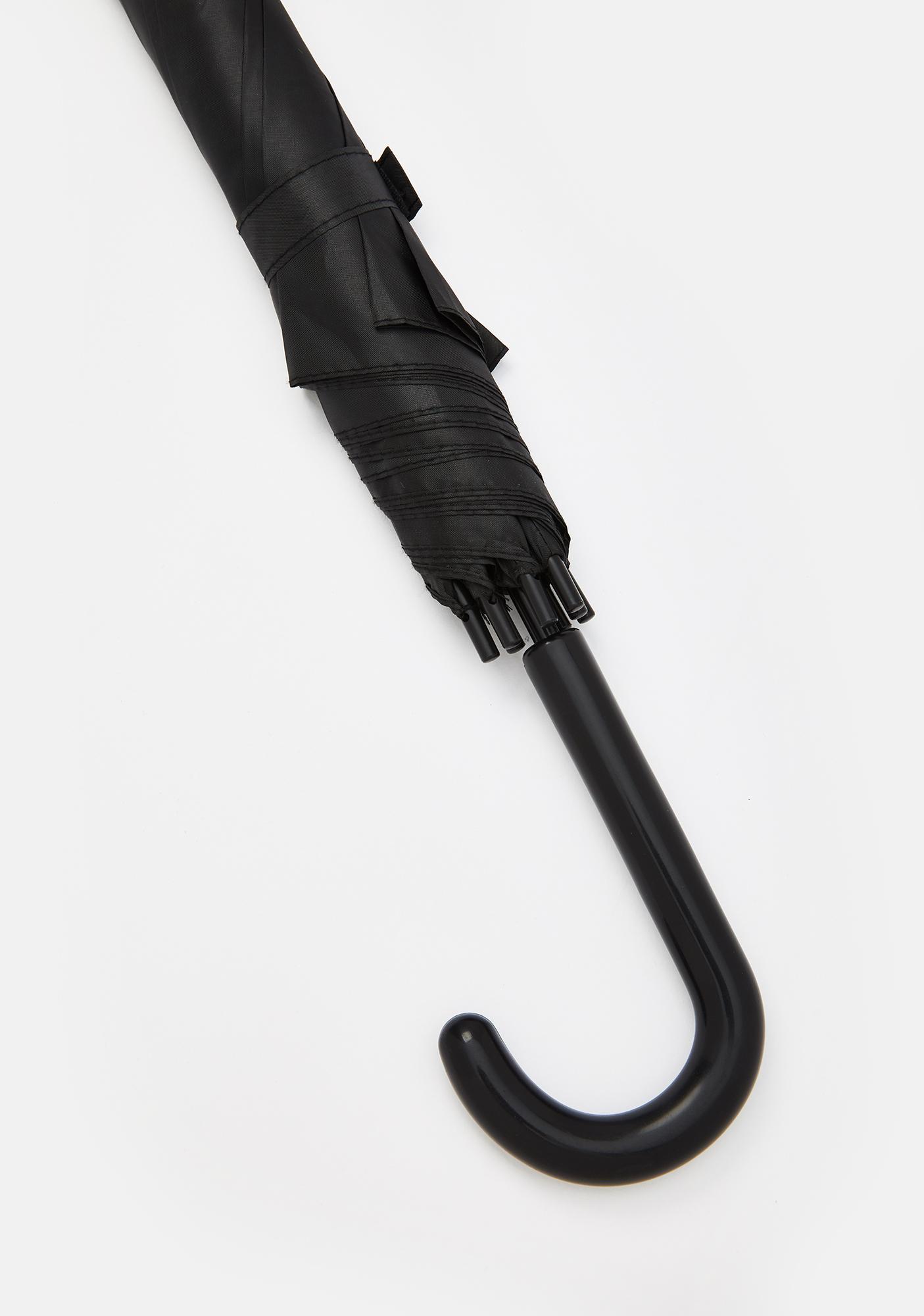 Purrfect Storm Cat Umbrella