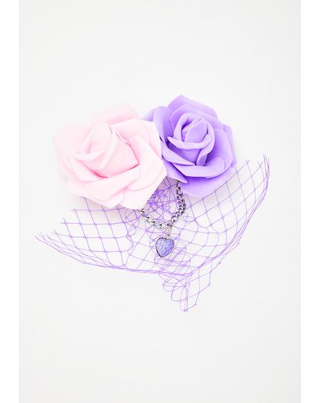 Pastel Dreams Headpiece