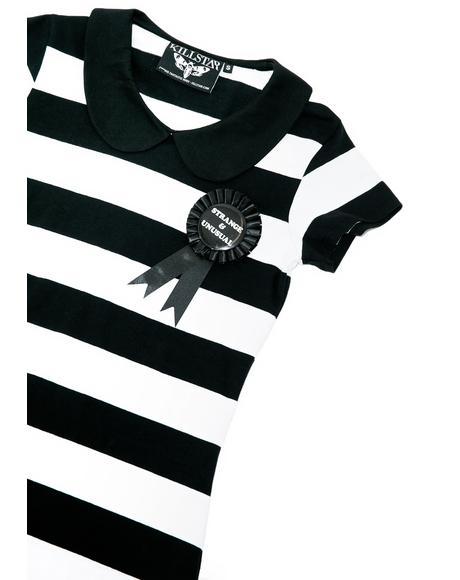 Strange Suspender Dress