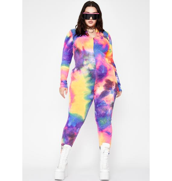 Prism Baby Yer A Firework Jumpsuit
