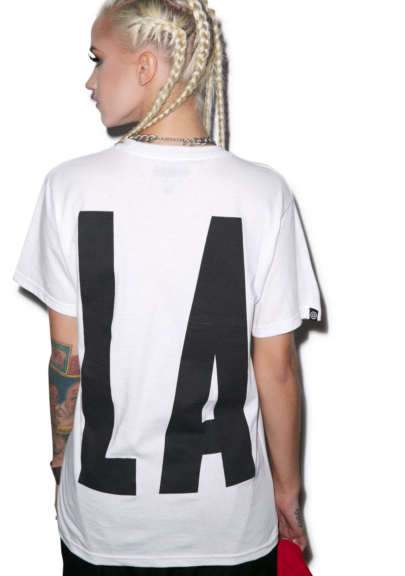 D9 Reserve D9 LA City Love Tee