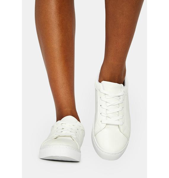 Your Next Move Low Top Sneakers