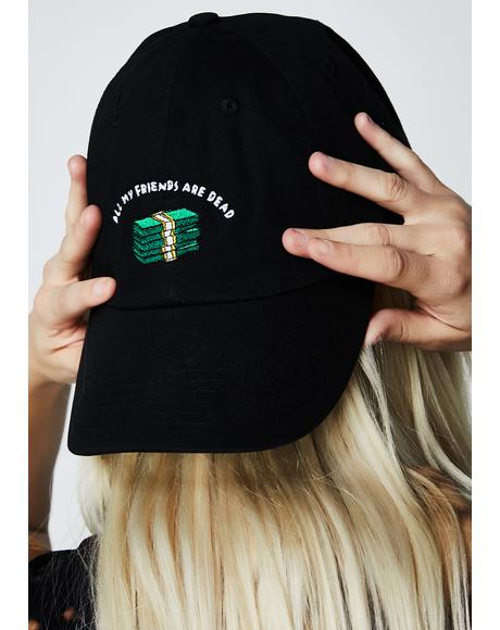 Stackin' Ca$h Dad Hat
