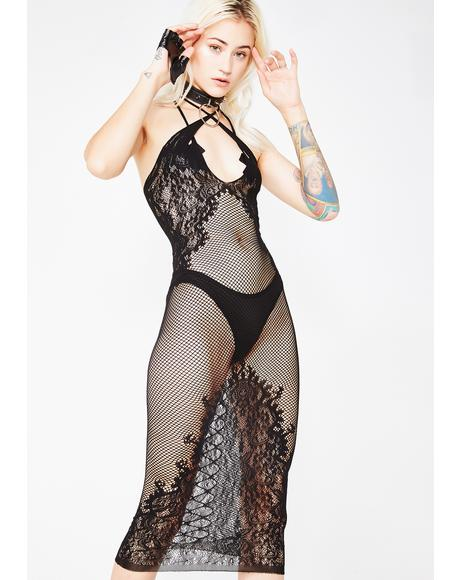 Hot Child Halter Dress
