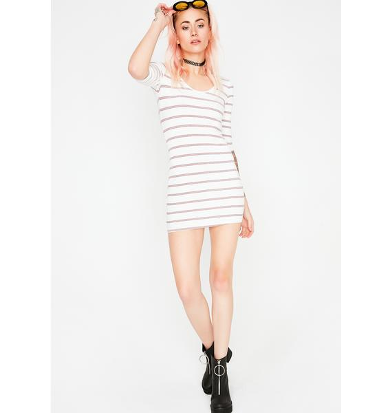 Home Base Stripe Dress