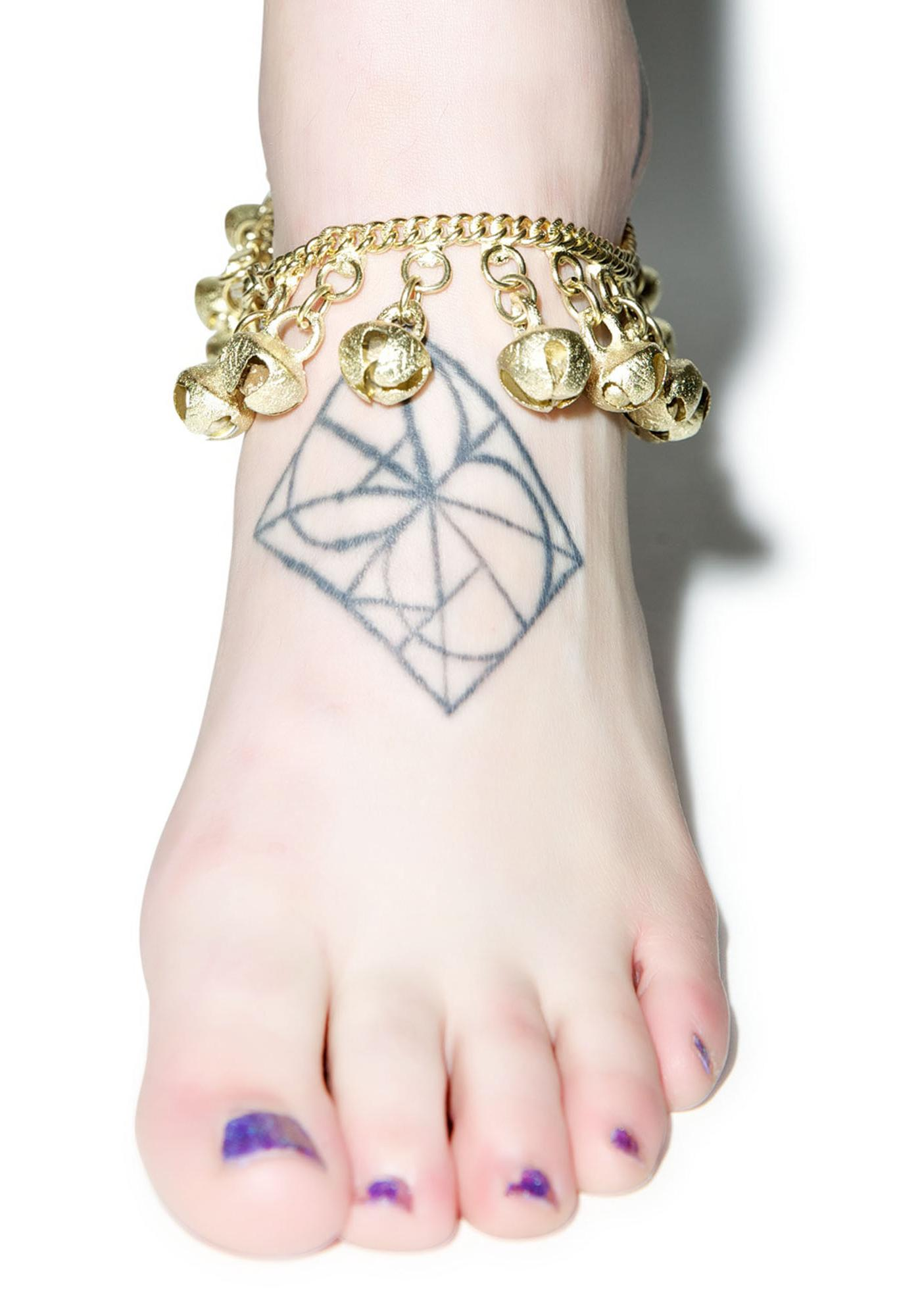 Summoner Bell Anklet