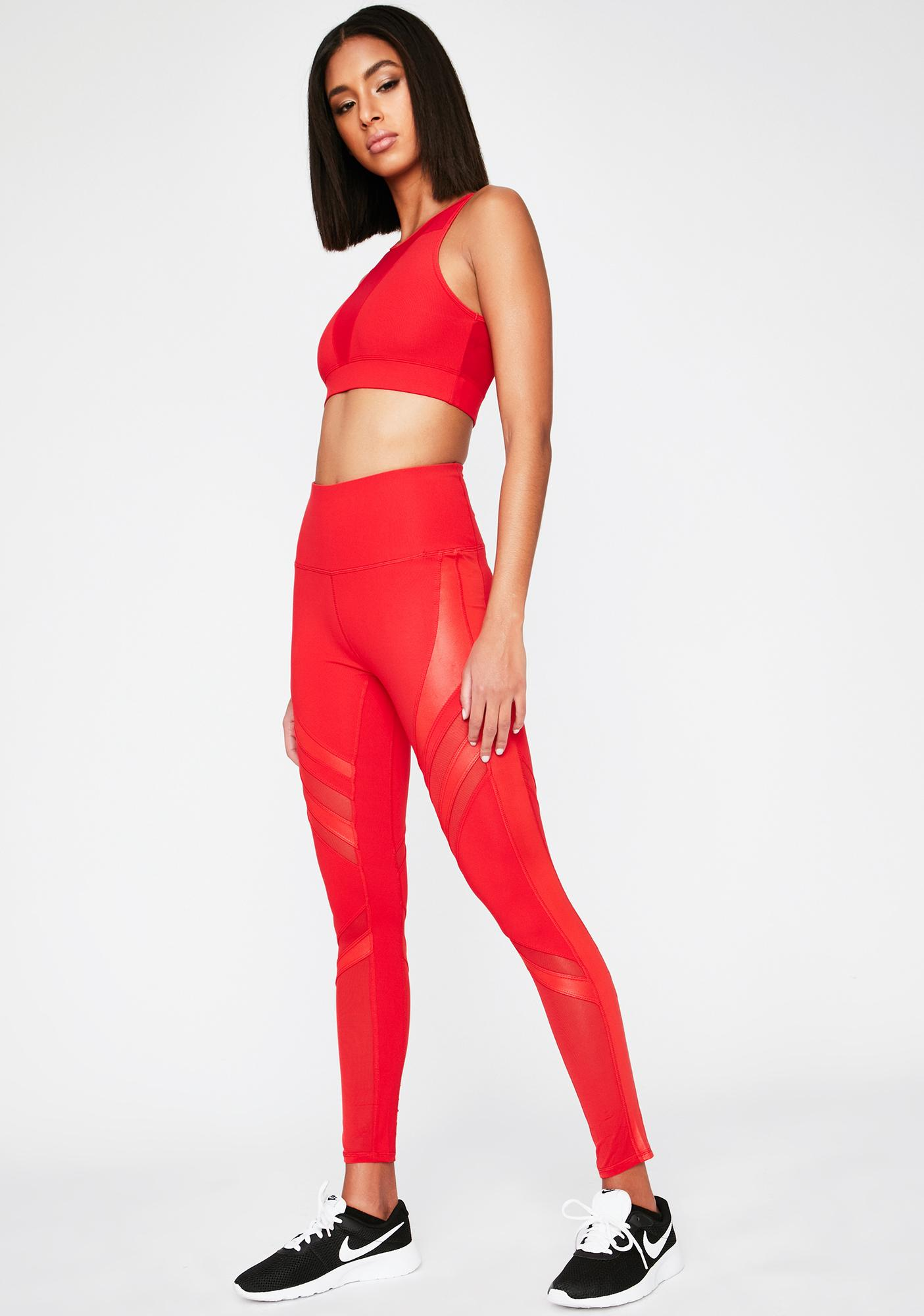 Rush The Runway Sports Leggings