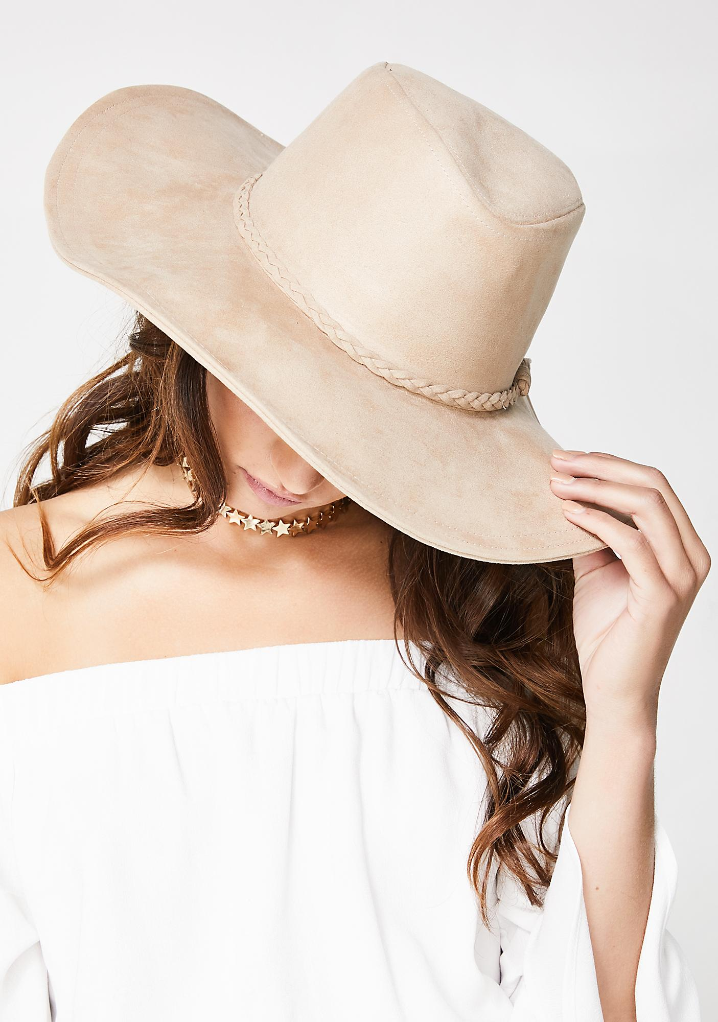Dreamspell Wide Brim Hat