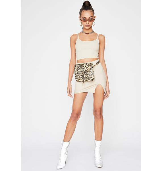 Buff Baesic BB Skirt Set