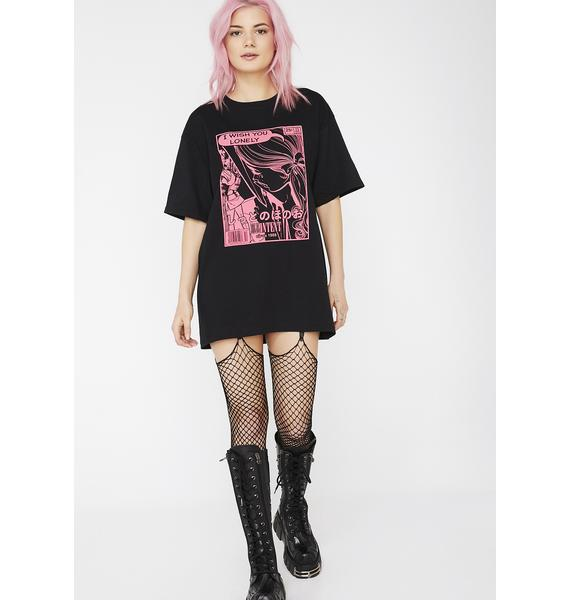 ILL INTENT The Lonely Short Sleeve Tee