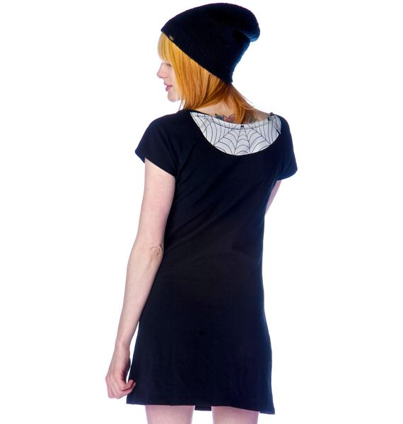 Kreepsville 666 Thursdays Poison Tunic Dress
