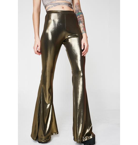 Disco Hunnys Golden Electric Feels Bells