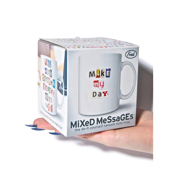Mixed Messages Mug