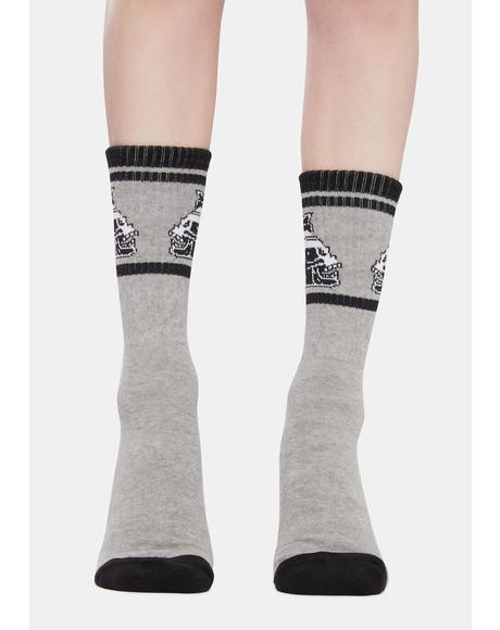 Darkness Crew Socks