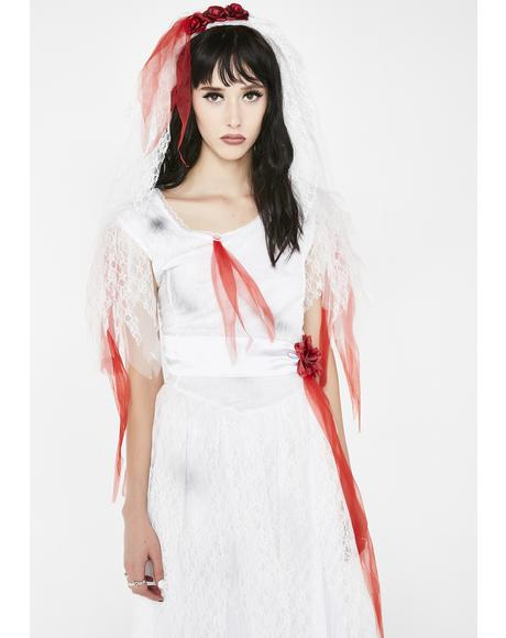 Bloody Bride's Revenge Costume