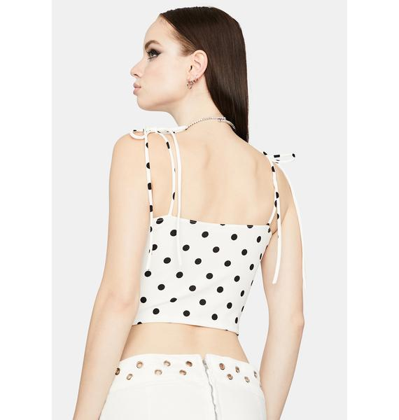 It's A Mood Polka Dot Cami