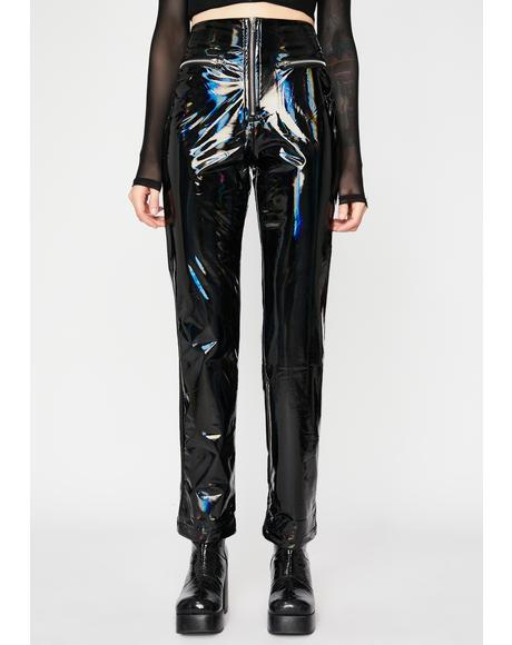 Dark Energy Holographic Pants