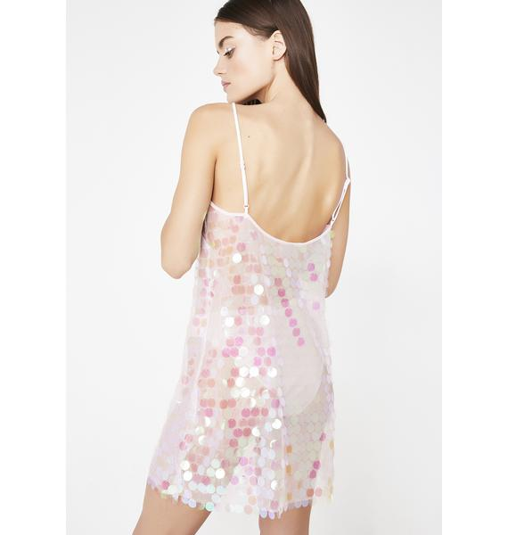 Kiki Riki Astral Goddess Sequin Dress