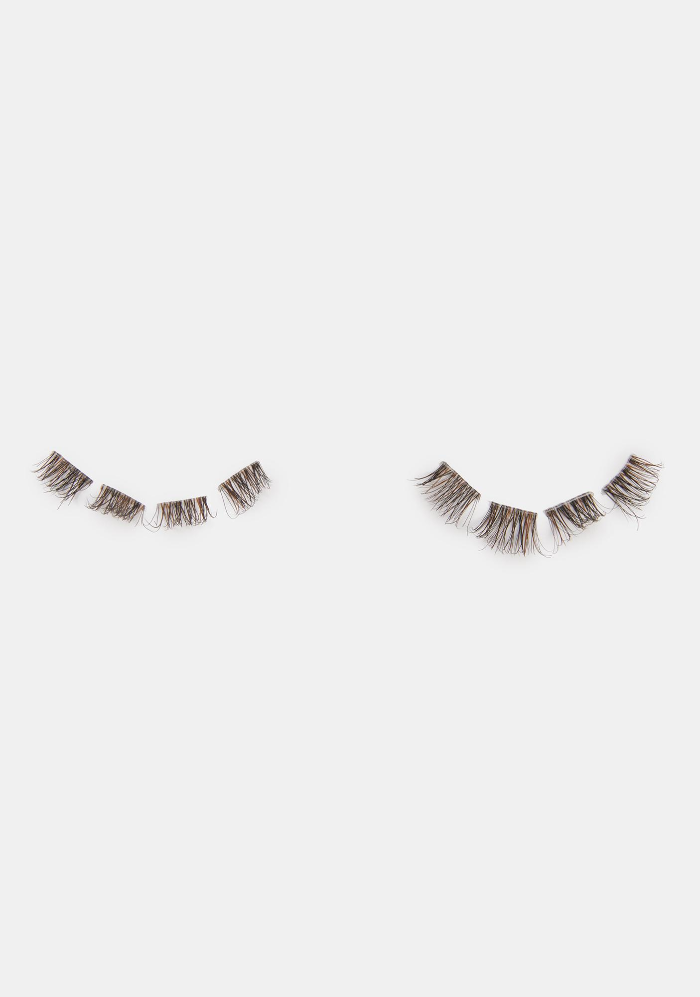 LASHES IN A BOX N°25 Natural Hair Eyelashes