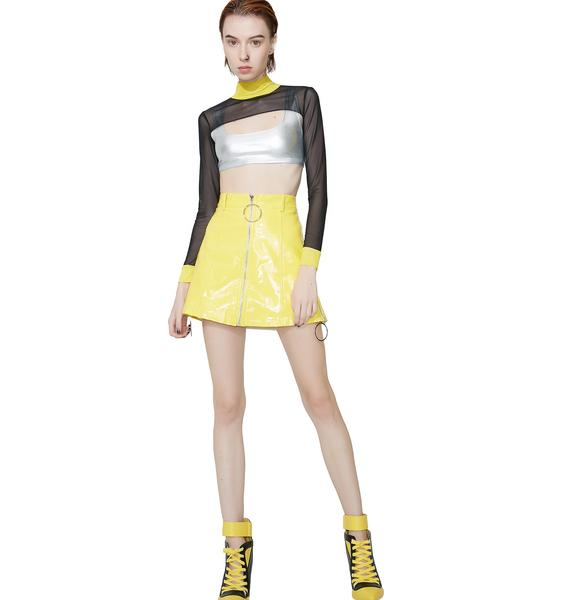 As I Am Solaria Skirt