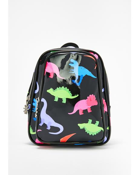 Dino-Mite Mini Backpack