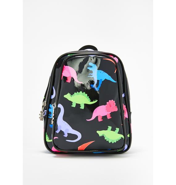 dELiA*s by Dolls Kill Dino-Mite Mini Backpack