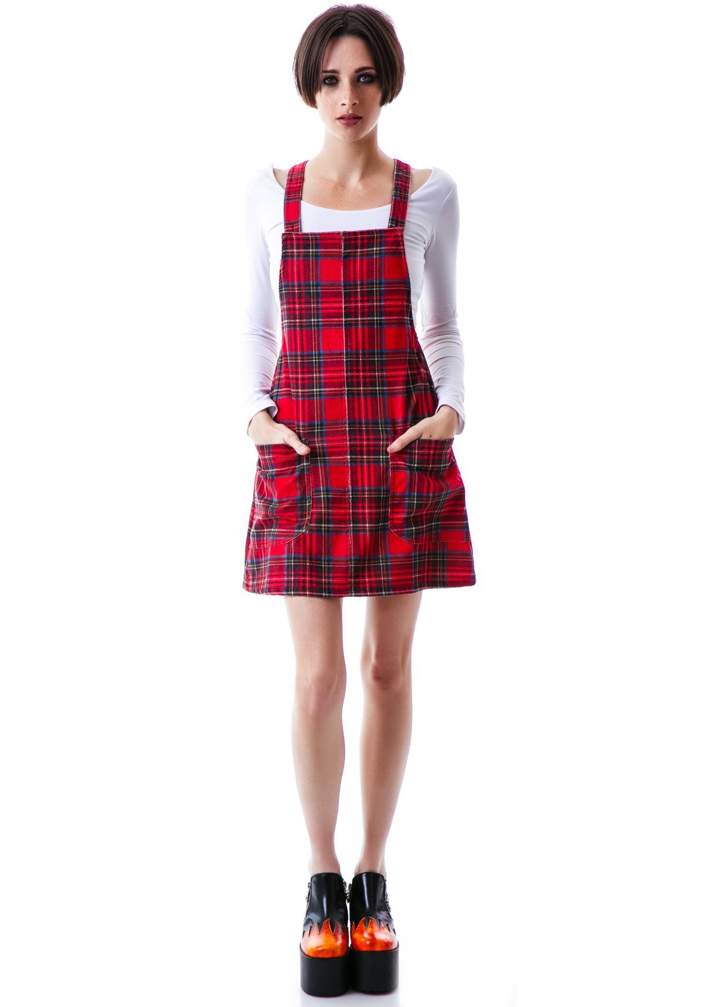 Mink Pink An Education Dress