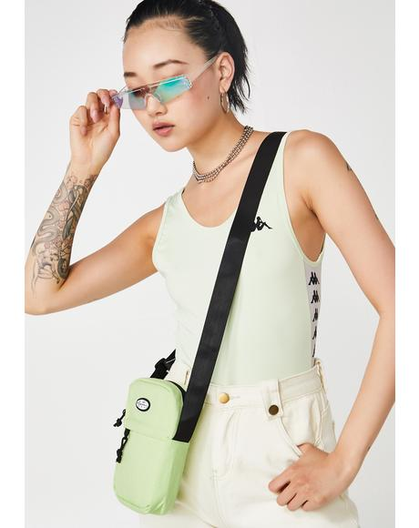 Safety Green Shoulder Bag