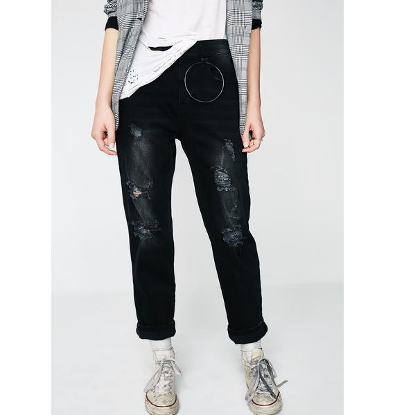 Disturbia Total Bummer Jeans