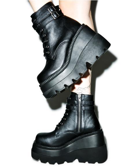 Technopagan Boots