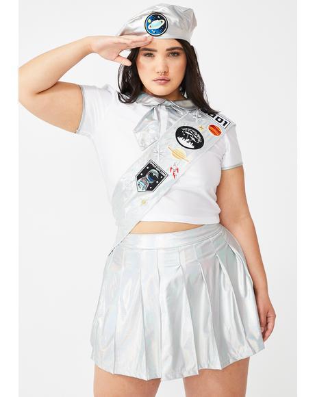 Stellar Space Cadet Costume Set