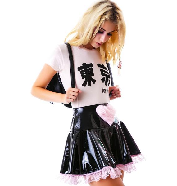 My Heart Belongs To You Skirt