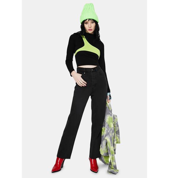 Ivy Berlin Kim Possible Crop Top