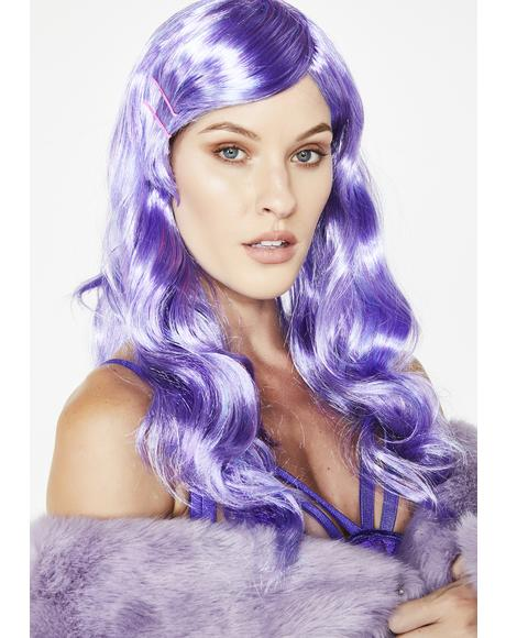 Pixie Babe Light Up Wig