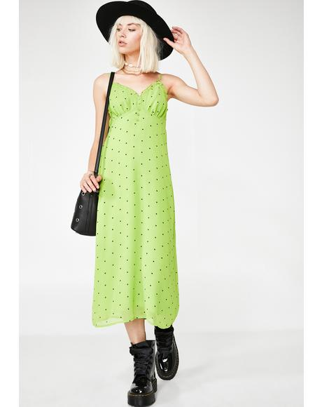 Hello Bliss Midi Dress