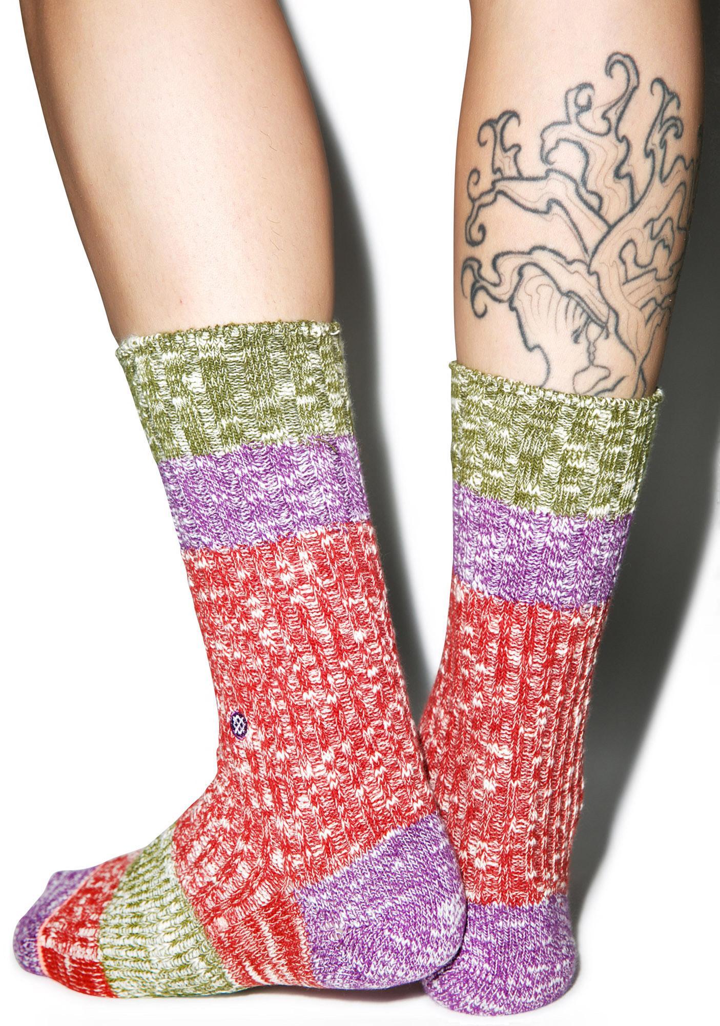 Stance Bear Socks