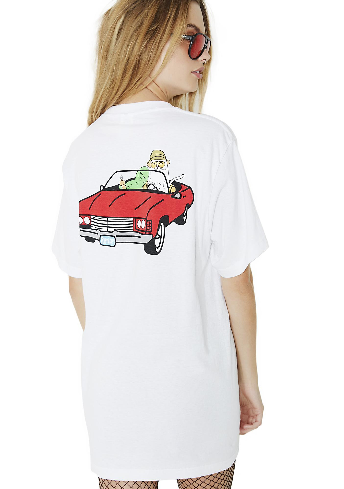RIPNDIP Fear And Loathing Tee