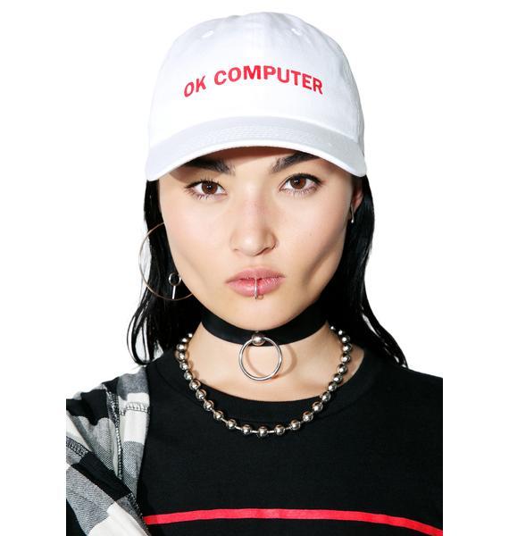 Pleasures OK Computer Cap