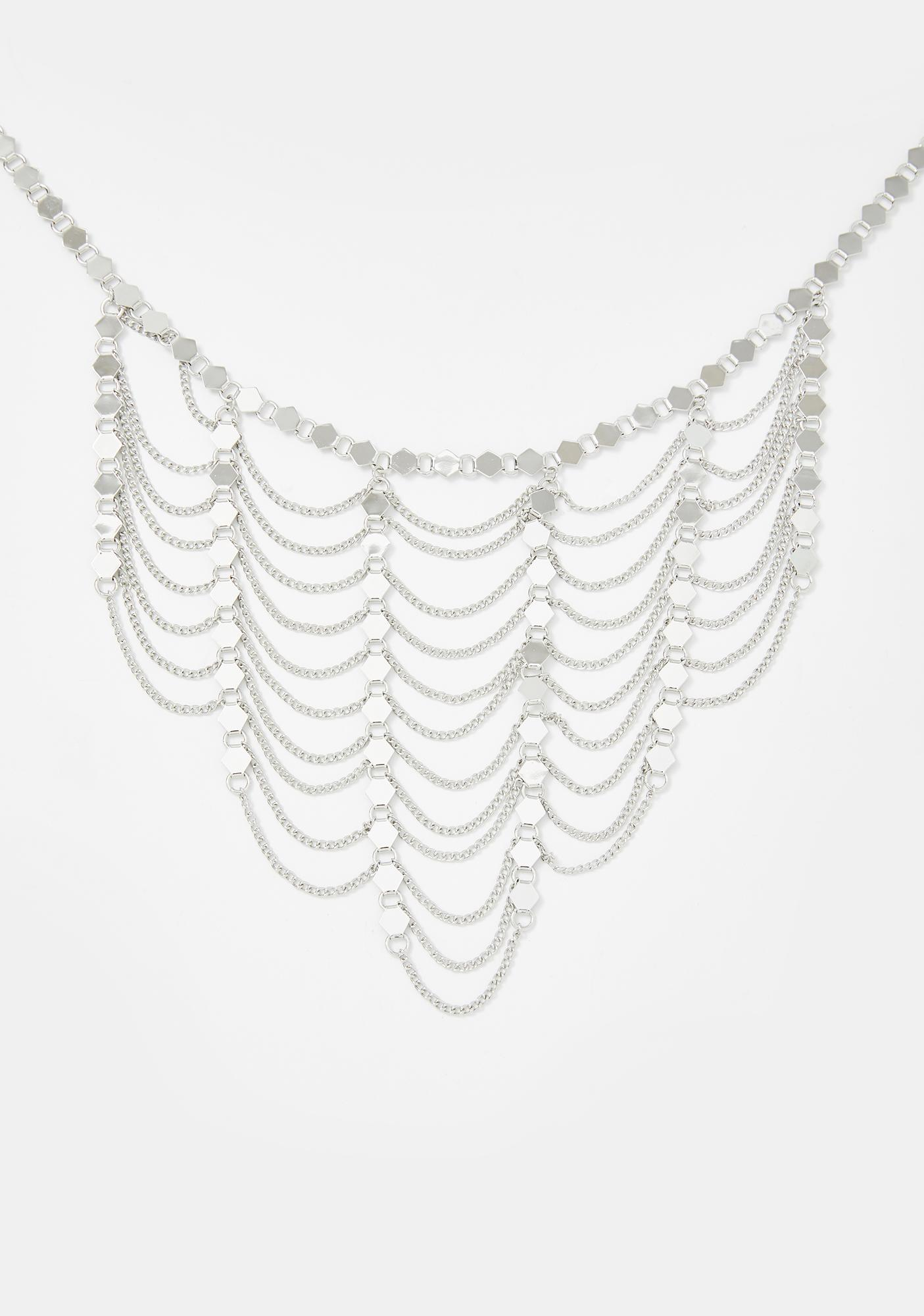 Shook Undercover Royalty Layered Necklace